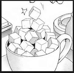 立ち回り 角砂糖