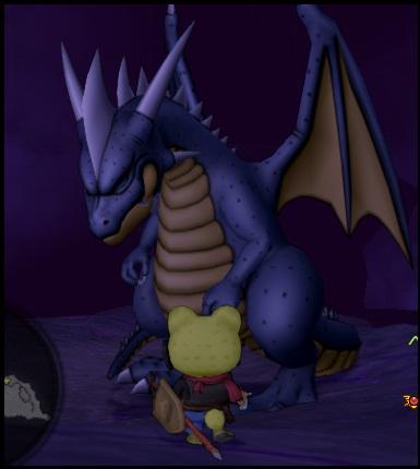 3.3前期強敵 ブラックドラゴン2